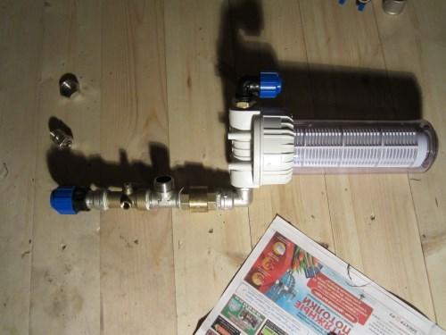 Собираем систему водоснабжения
