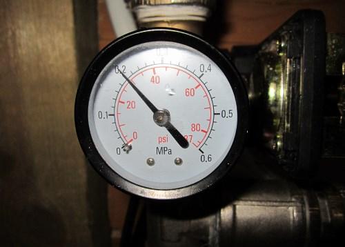 Настройка реле давления РМ5