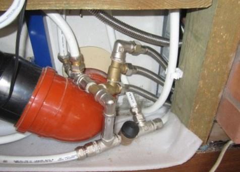Доработка печного водонагревателя
