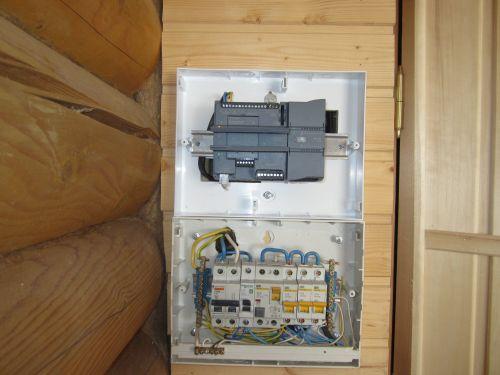 S7 1200 подключение контроллера
