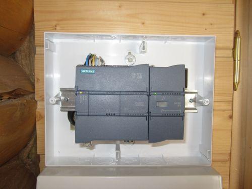 S7 1200 подключение