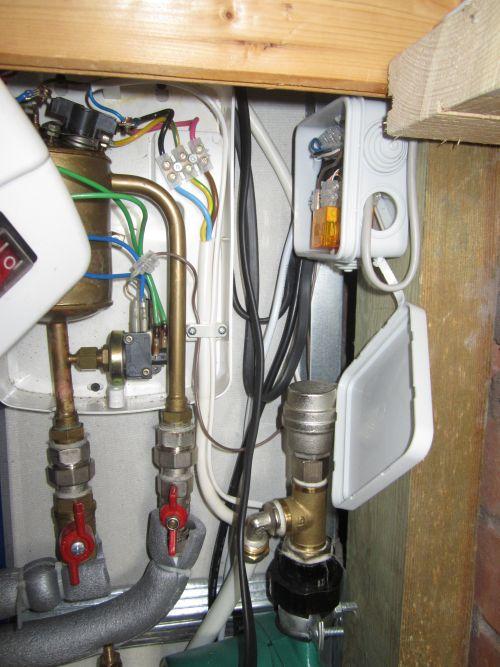 Электричекий водонагреватель